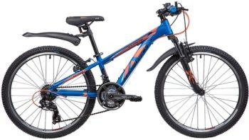 "133995 2 350x198 - Велосипед NOVATRACK 24"" EXTREME 21,V alloy, алюм,рама 11"", синий, 21-скор, TY300/TS38/TZ500, V-brake, рама - 11"""