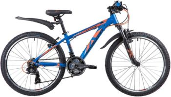 "133996 2 350x199 - Велосипед NOVATRACK 24"" EXTREME 21,V alloy, алюм,рама 13"" синий, 21-скор, TY300/TS38/TZ500, V-brake, рама - 13"""