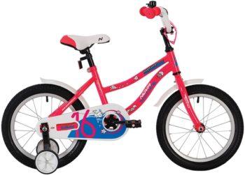 "140637 2 350x251 - Велосипед NOVATRACK 12"" NEPTUNE розовый, полная защита цепи, тормоз нож,, корот крылья, нет багажник, рама - 8,5"""